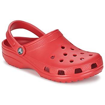 Shoes Clogs Crocs CLASSIC Red