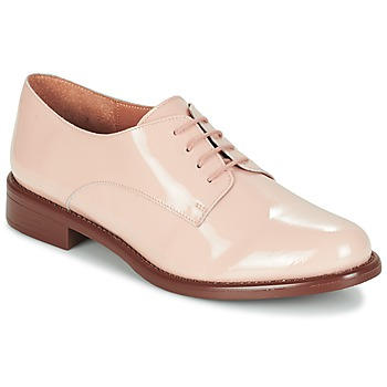Shoes Women Derby shoes Betty London GAMO Nude