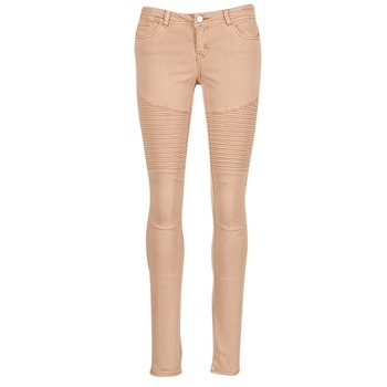 material Women 5-pocket trousers Noisy May EVE Pink