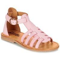 Shoes Girl Sandals Citrouille et Compagnie JASMA Pink
