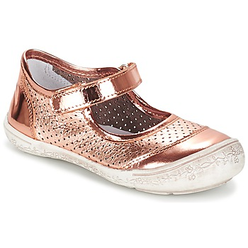 Shoes Girl Ballerinas Citrouille et Compagnie GUITAGO Bronze