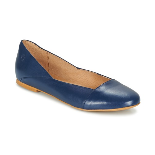 Shoes Women Ballerinas Casual Attitude TOBALO Blue