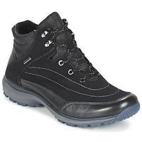Shoes Women Mid boots Romika Gabriele 19 Schwarz-titan