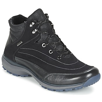 Shoes Women Mid boots Romika Westland Gabriele 19 Schwarz-titan