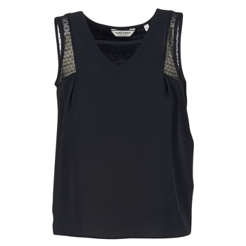 material Women Tops / Sleeveless T-shirts Naf Naf OPIPA Black
