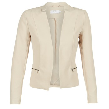 material Women Jackets / Blazers Only MADELINE BEIGE