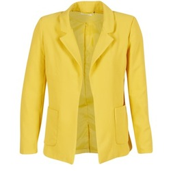 material Women Jackets / Blazers Only DUBLIN Yellow