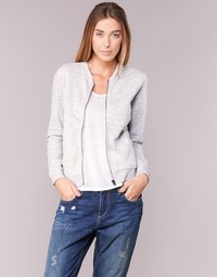 material Women sweaters Only JOYCE BOMBER Grey