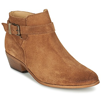 Shoes Women Low boots Betty London GAFFERISTI CAMEL