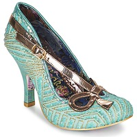 Shoes Women Court shoes Irregular Choice BUBBLES Green / Mint