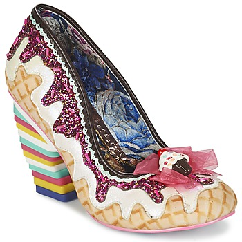 Shoes Women Court shoes Irregular Choice SWEET TREATS Multicoloured