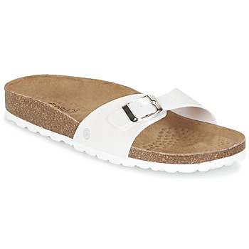 Shoes Women Mules Casual Attitude TERTROBAL White