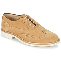 Shoes Men Derby shoes Casual Attitude GIPIJE Beige / Yellow