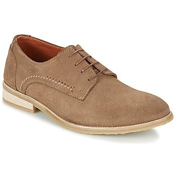 Shoes Men Derby shoes Carlington GRAO Brown