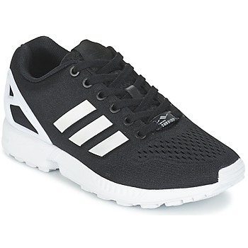 Shoes Low top trainers adidas Originals ZX FLUX EM Black