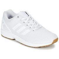 Shoes Men Low top trainers adidas Originals ZX FLUX White