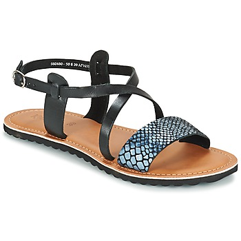 Shoes Women Sandals Kickers VIPA Black