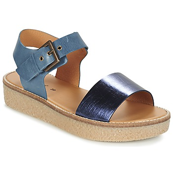 Shoes Women Sandals Kickers VICTORY Blue