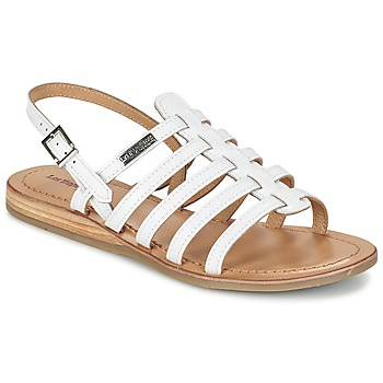 Shoes Women Sandals Les Tropéziennes par M Belarbi HAVAPO White