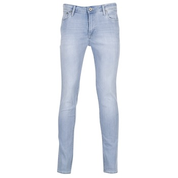 material Men slim jeans Jack & Jones LIAM JEANS INTELLIGENCE Blue / Clear