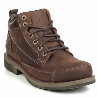 Shoes Men Mid boots Skechers SHOCKWAVES REGIONS Brown