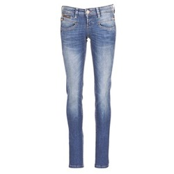 material Women slim jeans Freeman T.Porter ALEXA SLIM SDM Blue / Medium