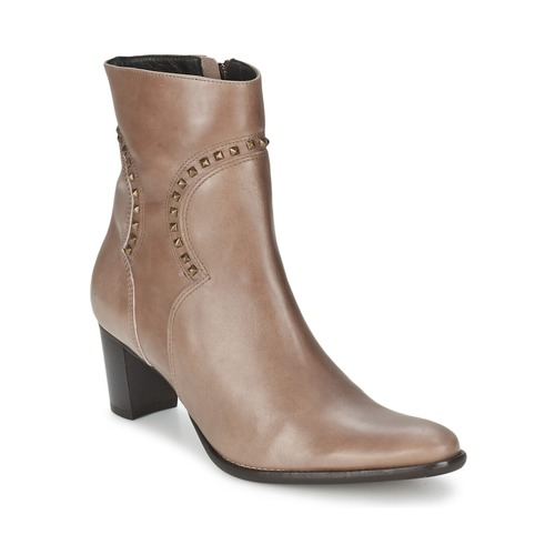 Ankle boots / Boots Betty London GRELOT TAUPE 350x350