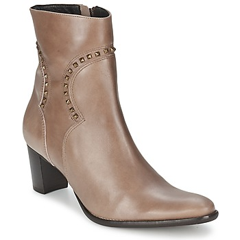 Ankle boots / Boots BT London GRELOT TAUPE 350x350