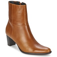 Shoes Women Ankle boots Betty London GALET CAMEL