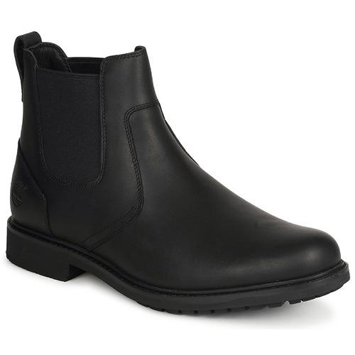 variedad de diseños y colores llega correr zapatos Timberland EK STORMBUCKS CHELSEA Black - Fast delivery | Spartoo ...