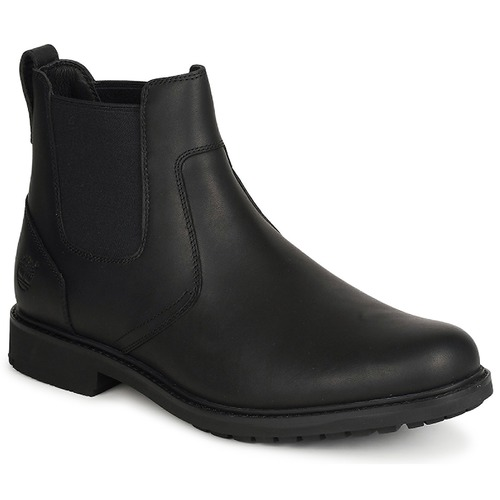 Shoes Men Mid boots Timberland EK STORMBUCKS CHELSEA Black