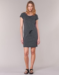 material Women Short Dresses Columbia OUTERSPACED Grey