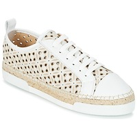 Shoes Women Low top trainers Sonia Rykiel 622348 White