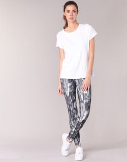 material Women leggings Nike PWR LGND TGHT PRNT Grey / Black