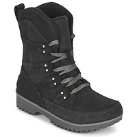 Shoes Women Mid boots Sorel MEADOW LACE Black