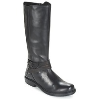 Shoes Women Mid boots Kickers MOTCAST Black