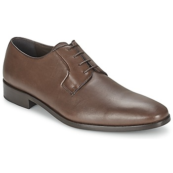 Shoes Men Derby shoes So Size HOLMES Brown