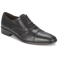 Shoes Men Brogue shoes So Size INDIANA Black