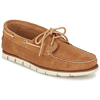 Shoes Men Boat shoes Timberland Tidelands 2 Eye Brown