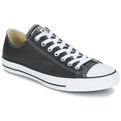 Shoes Low top trainers Converse CT CORE LEA OX Black
