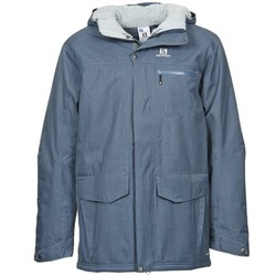 material Men Parkas Salomon SKYLINE Blue