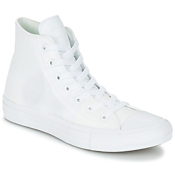 Shoes Women High top trainers Converse CHUCK TAYLOR ALL STAR II - HI White / White / White