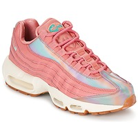 Shoes Women Low top trainers Nike AIR MAX 95 SE W Pink