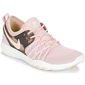 Shoes Women Fitness / Training Nike FREE TRAINER 7 AMP W Pink