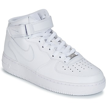 High top trainers Nike AIR FORCE 1 MID 07 LEATHER