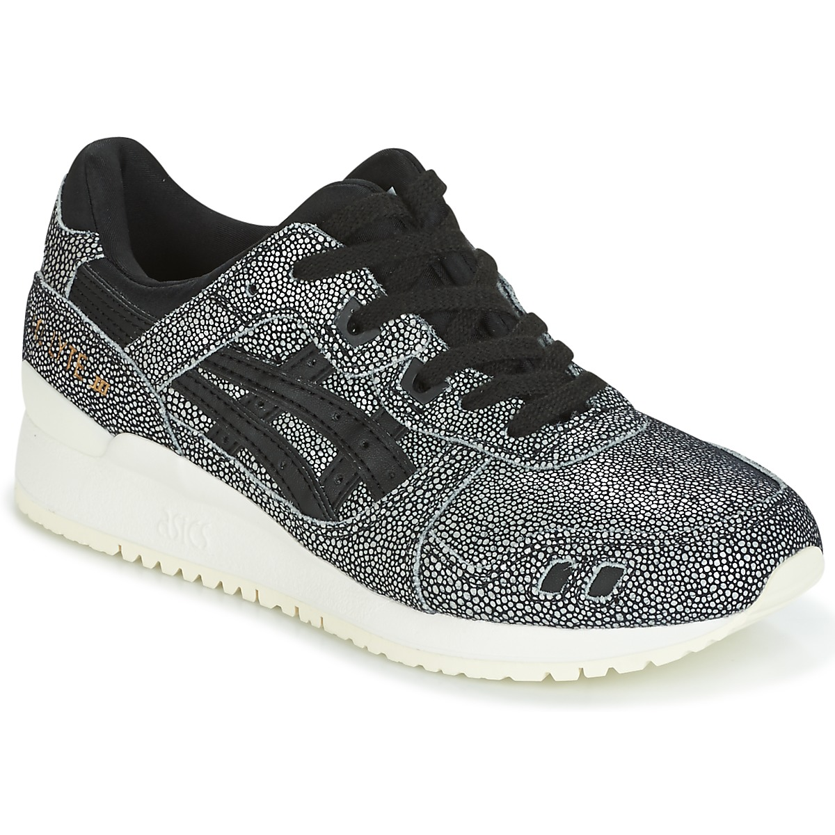 Asics GEL-LYTE III Grey - Fast delivery with Spartoo Europe ! - Shoes Low  top trainers Women 100,00 € 8bed6a31798a