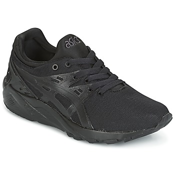 Shoes Children Low top trainers Asics GEL-KAYANO TRAINER EVO Black