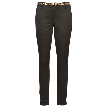 material Women 5-pocket trousers Betty London IGRIBANO Black