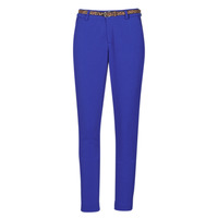 material Women 5-pocket trousers Betty London GRIBANO Marine