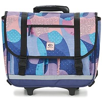 Bags Girl Rucksacks / Trolley bags Rip Curl CAMO WHEELY SATCHEL Multicoloured